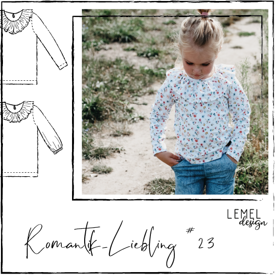 "eBook - ""Romantik-Liebling #23"" - Shirt - Lemel Design"