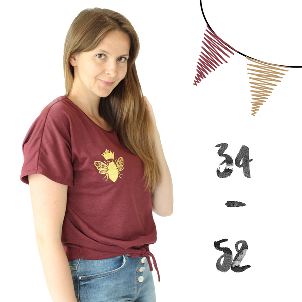 "eBook - ""Knotenshirt Damen"" - Shirt  - AnniNanni"