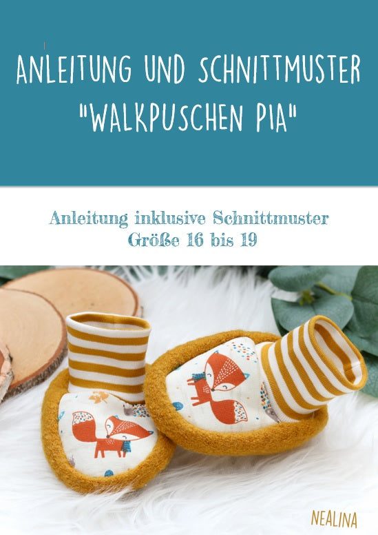 "eBook - ""Walkpuschen PIA"" - Nealina"