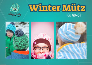 "eBook - ""Winter Mütz"" - Mütze -  Annas-Country"