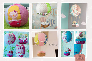 "eBook - ""Adventsballon"" -  Shesmile, Do it yourself"
