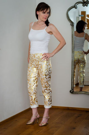 "eBook - ""Disco Pants"" - Hose - Sewera"
