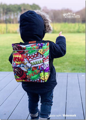 "eBook - ""Elmo"" - Kinderrucksack - Berlinerie"