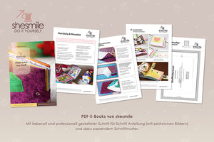 "eBook - ""Bilderbuch aus Stoff"" - Shesmile, Do it yourself"