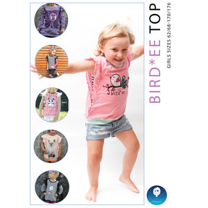 "eBook - ""Bird*ee"" - Shirt -  NipNaps"