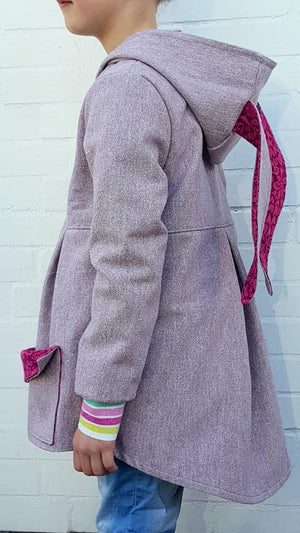 "eBook - ""COAT*EE"" - Jacke - NipNaps"