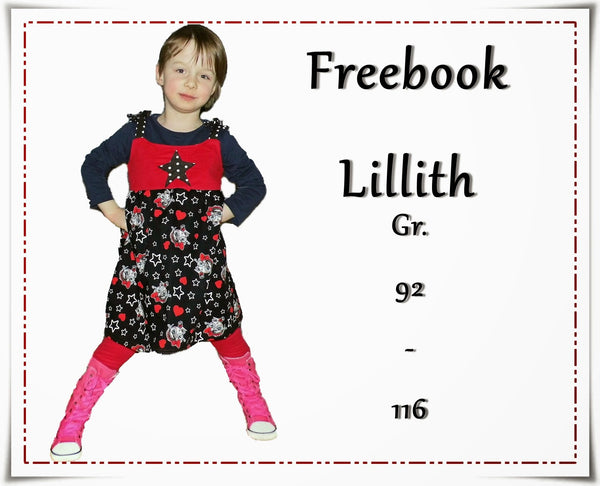 "Freebook - ""Lillith"" - Tunika - Shirt - Frau Ninchen"