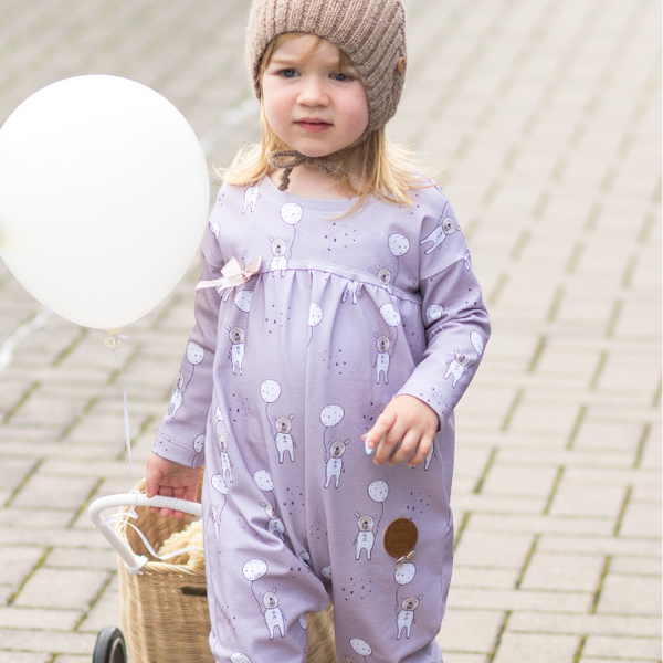 "Kombi-eBook - ""Baggy Romper & Add-on"" - Jumpsuit mit Erweiterung - Schneiderline"