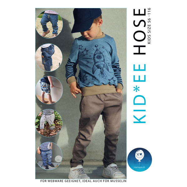 "eBook - ""Kid*ee"" - Hose -  NipNaps"