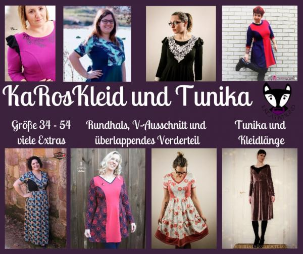 "eBook - ""KaRos Kleid"" - Tunika/Kleid - Kreativhund"