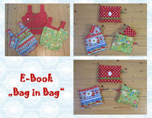 "eBook - ""Bag in Bag"" - Tasche -  Miou Miou"