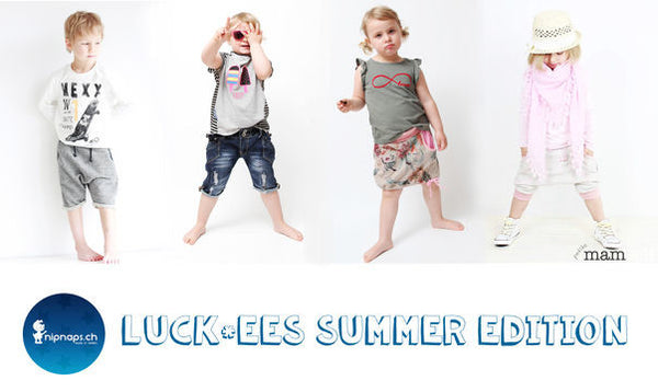 "eBook - ""Luck*ees summer edition"" - Hose -  NipNaps - Glückpunkt."