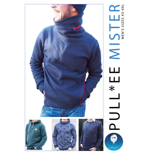 "eBook - ""Mr. Pull*ee"" - Pullover -  NipNaps"