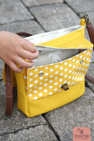 "eBook - ""Handtasche Ulla"" - Shesmile, Do it yourself"