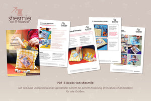 "eBook - ""Zipverpackt"" - Spielebeutel - Shesmile, Do it yourself"