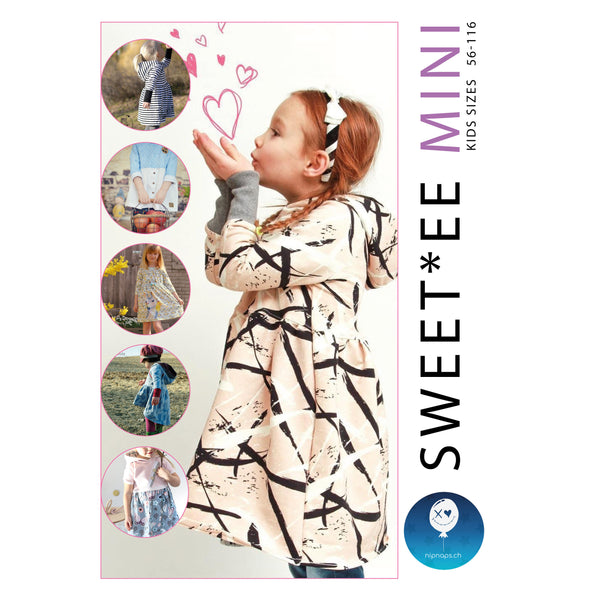 "eBook - ""Sweet*ee Dress Mini"" - Kleid - NipNaps"