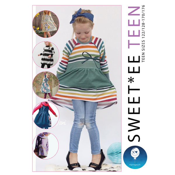 "eBook - ""Sweet*ee Dress Teen"" - Kleid - NipNaps"