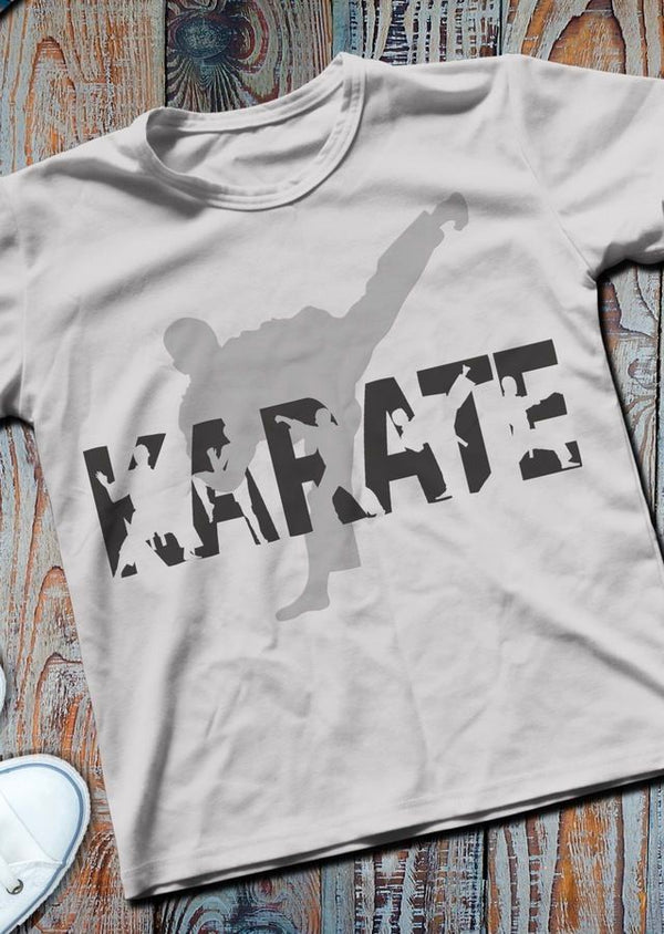 "Plotterdatei - ""SHADOW SPORT - KARATE (MUTTI & VATI)"" - Daddy2Design - Glückpunkt."
