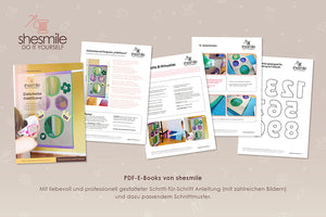 "Kombi-eBook - ""KiddiScore"" - Fangnetz - Shesmile, Do it yourself"