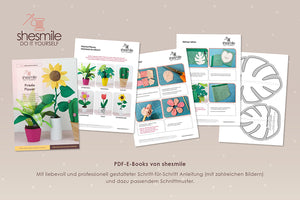 "eBook - ""FriedaFlower"" - Zimmerpflanzen - shesmile"