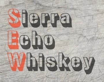 "Plotterdatei - ""Sierra Echo Whiskey"" - B.Style"