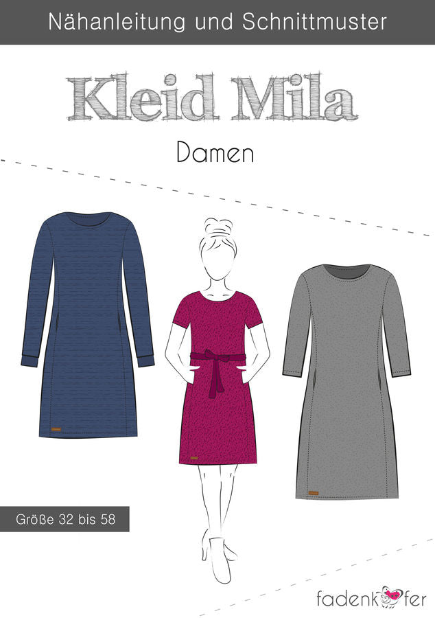 Kleid damen ebook