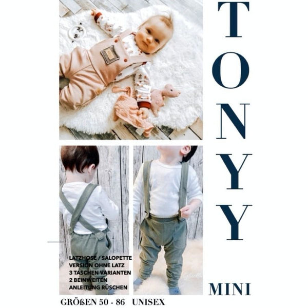 "eBook - ""TONYY Mini"" - Hose - Sara & Julez"
