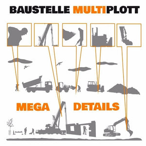 "Plotterdatei - ""Baustelle"" - MULTIPLOTT - Daddy2Design"