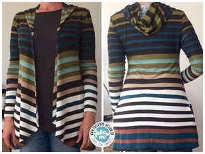 "eBook - ""Basic Cardigan"" - Cardigan - Follow Me Design"