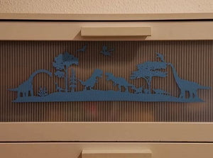 "Plotterdatei -""Multiplott Dino Deko"" - Daddy2Design"