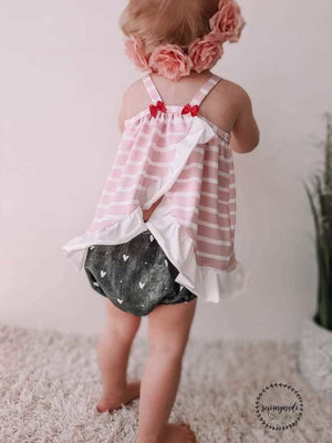 "eBook - ""GIRLY SUMMER Set Mini"" - 4 Teile - Sara & Julez"