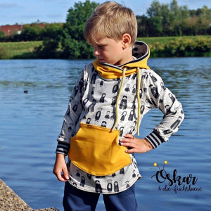 "Kombi- eBook - ""Sugarhoodie Set "" - Pulli - From Heart to Needle"