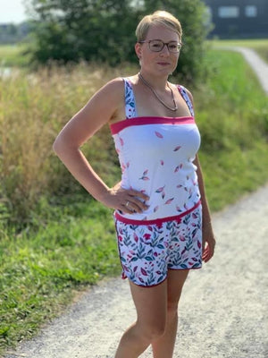 "eBook - ""Sporty Dress"" - Shorts, Rock und Tubetop - Frau Ninchen"