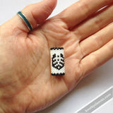 Bassnectar Bassdrop Dread Bead - Knottysleeves Dread Beads and Dreadlock Accessories