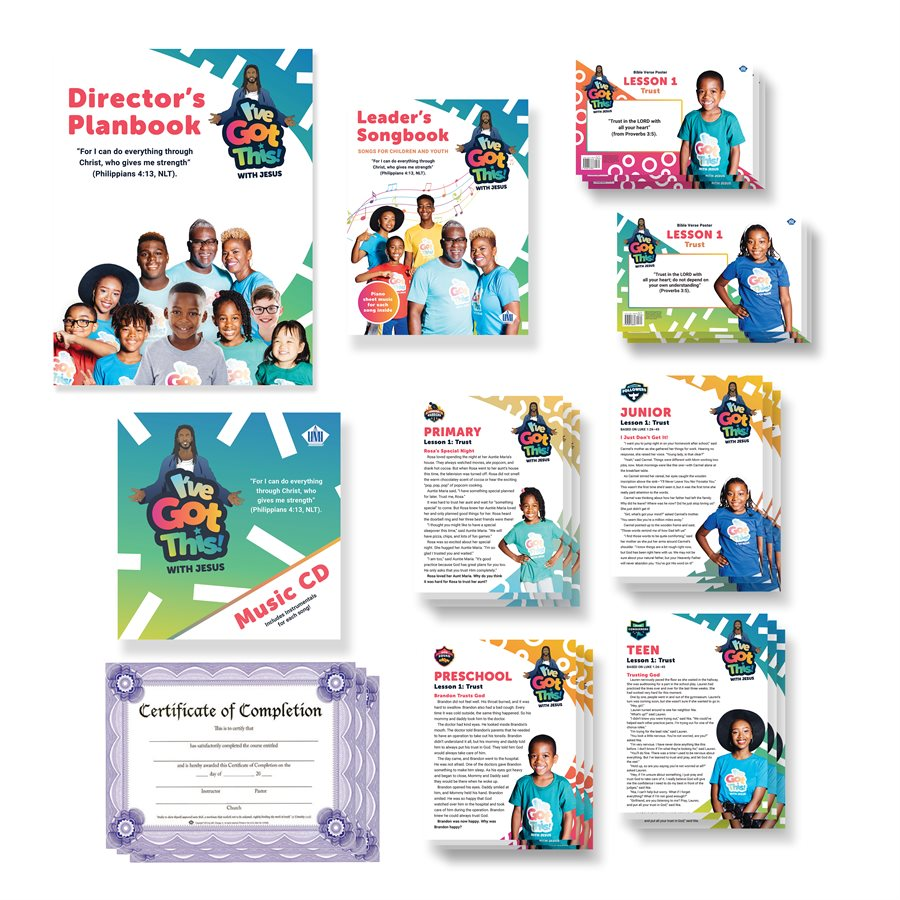 Children's Curriculum Bundle #1 VBS 2021
