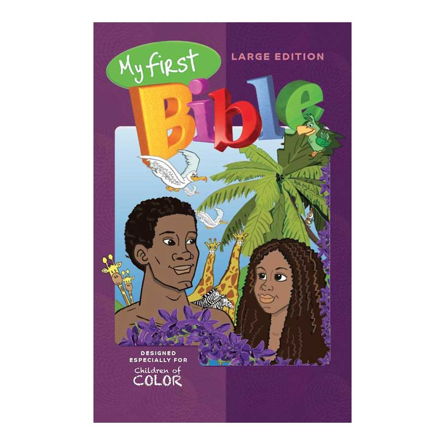 My First Bible for Children of Color (Large Edition)
