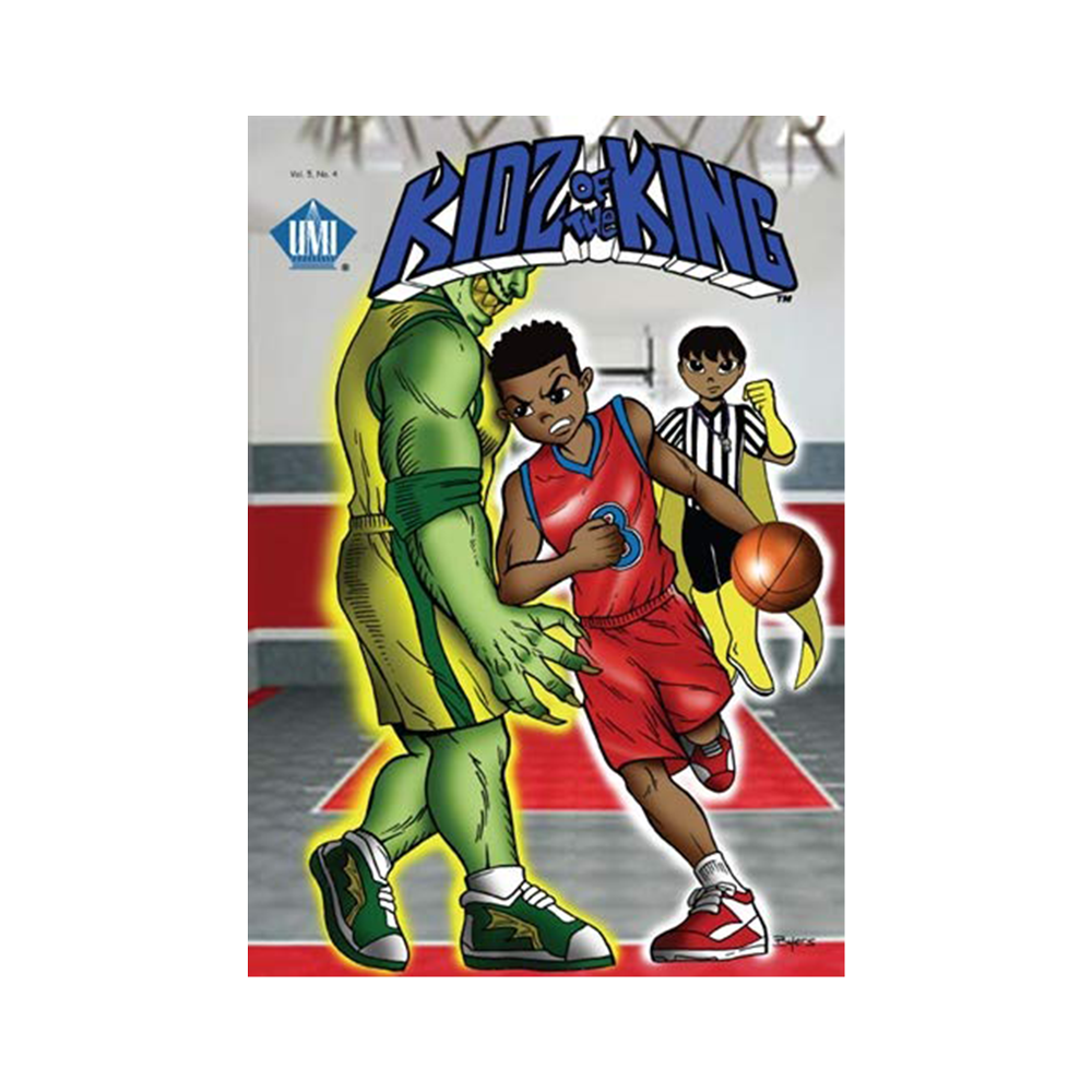 Kidz Of King Comic Book- 1 Bk It'S All About Me