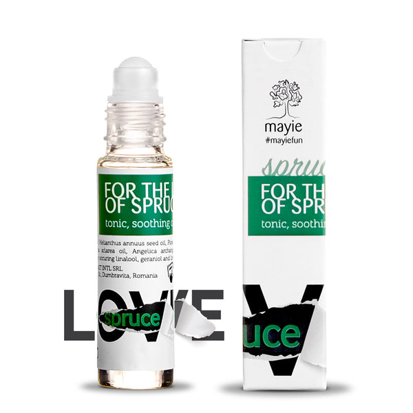 For the Love of Spruce, Roll-on Molid, #mayiefun, 10ml