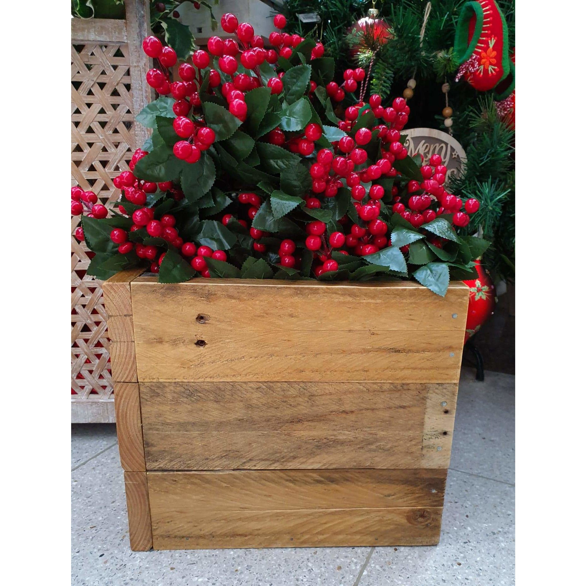 Planter Box Timber