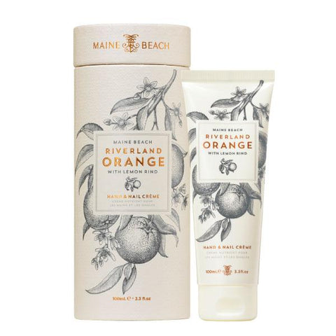 Hand Creme Riverland Orange w Gift Box