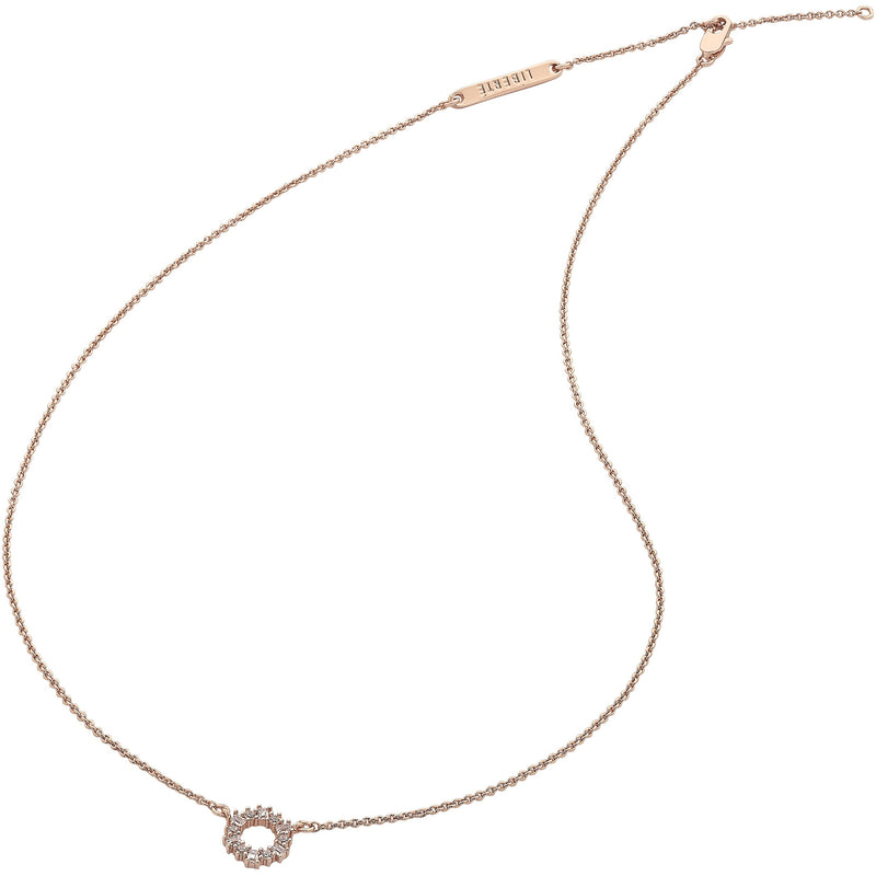 Anna Rose Gold Necklace
