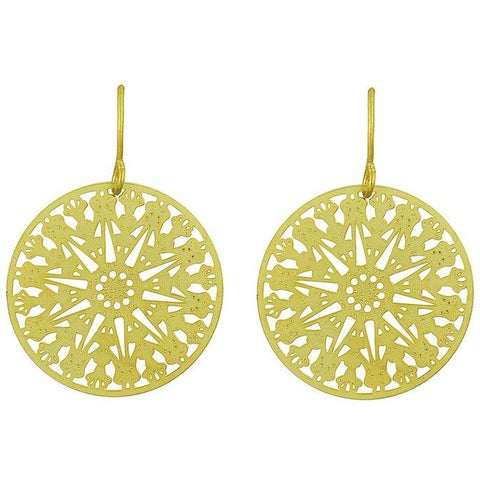 Earring Luna by Duck & Sparrow