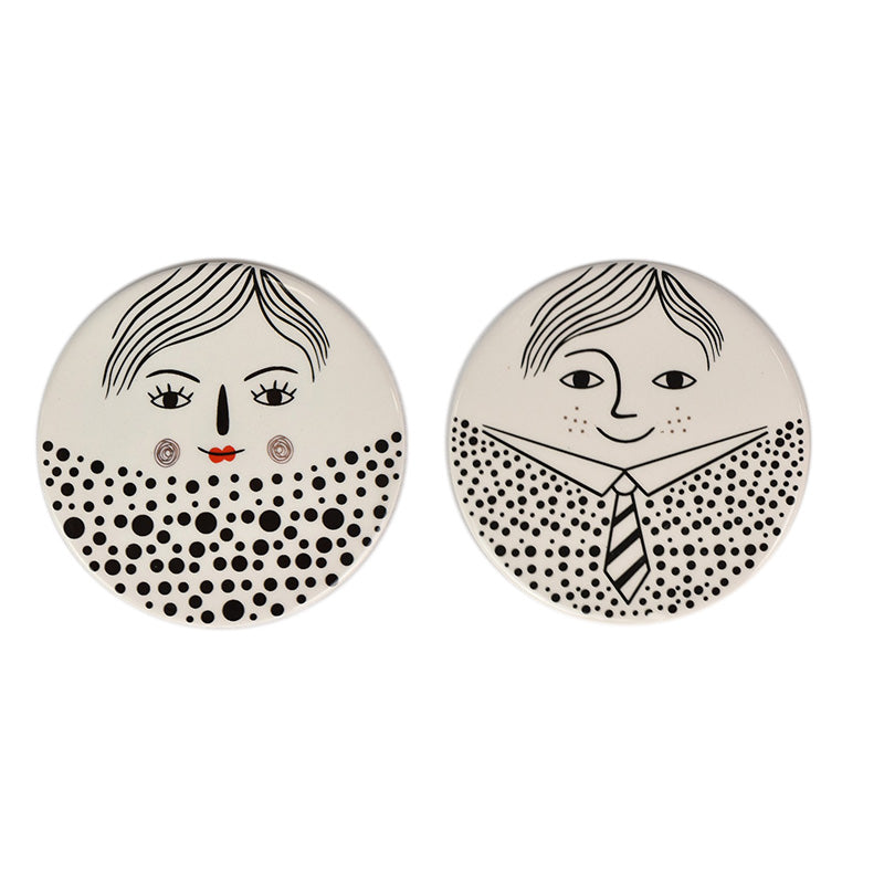 Coasters Sid & Nancy Set 2