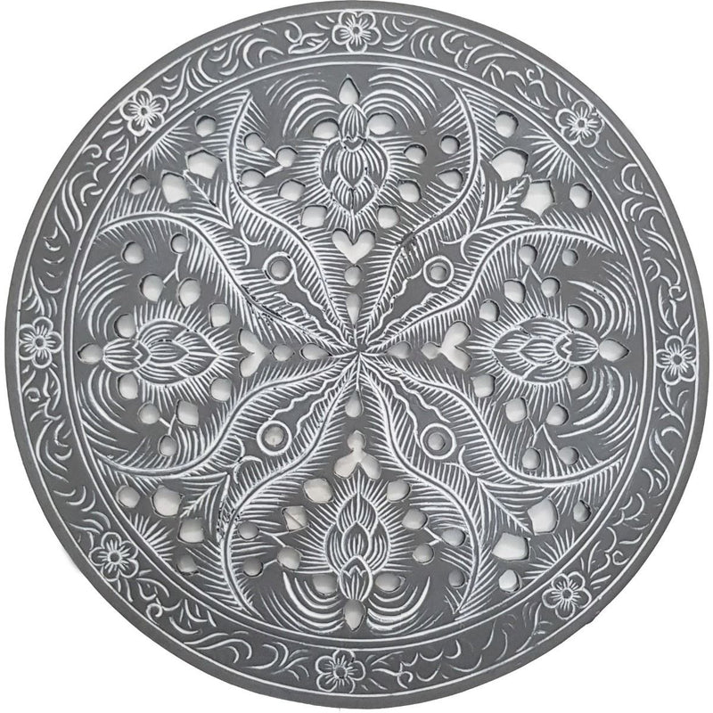 Slate Resin Round Placemat