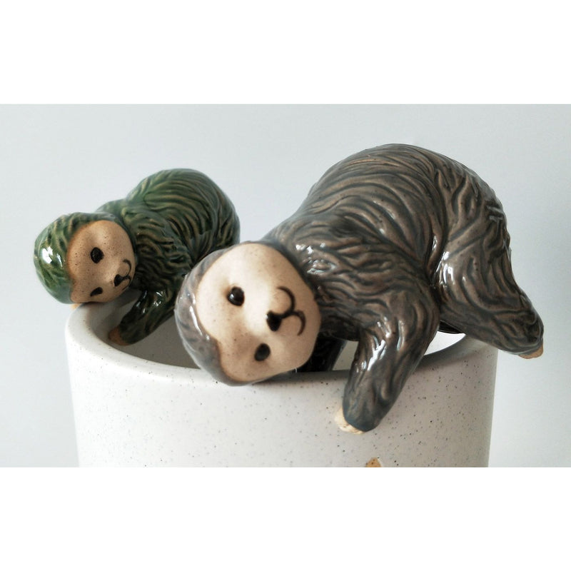Pot Hanger Sloth