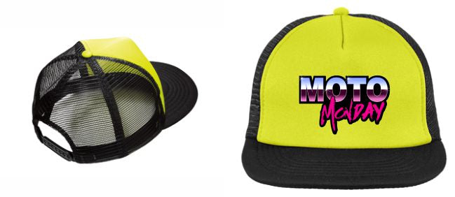 Moto Monday Ragin' cap