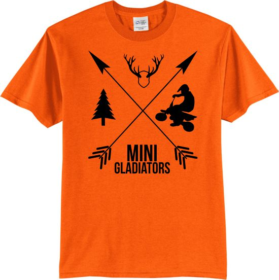 Mini Gladiators Tee - Closeout