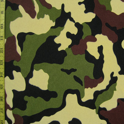 CAMOUFLAGE PRINT (REP)