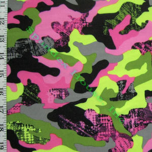 Camouflage Print
