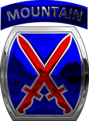 "10TH MOUNTAIN DIVISION ""TRIBUTE"""